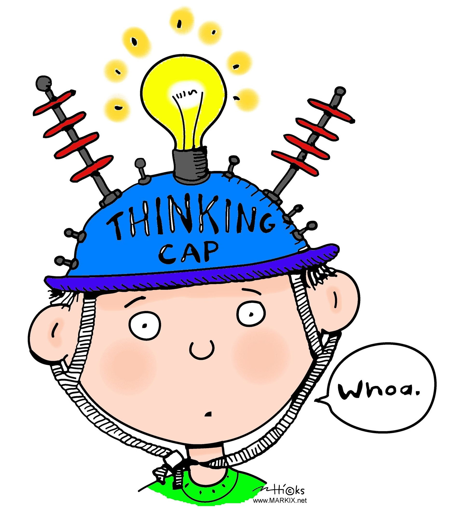 educator clips free whimsical education clip art for teachers rh educatorclips com thinking cap clipart free thinking cap clipart black and white